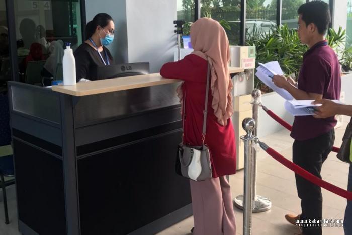 Aktifitas di Konsulat RI Tawau