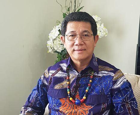 Bupati Malinau Dr. Yansen TP, M.Si