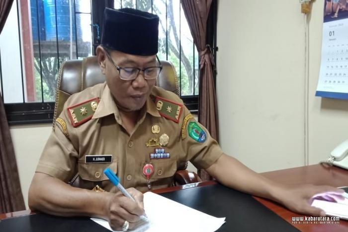 Kepala Dinas Pendidikan dan Kebudayaan Kabupaten Nunukan, H. Junaedi, S.H