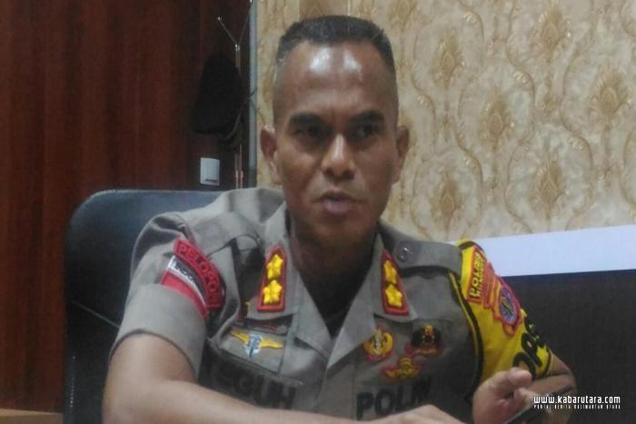Kapolres Nunukan, AKBP.Teguh Triwantoro SIK.MH