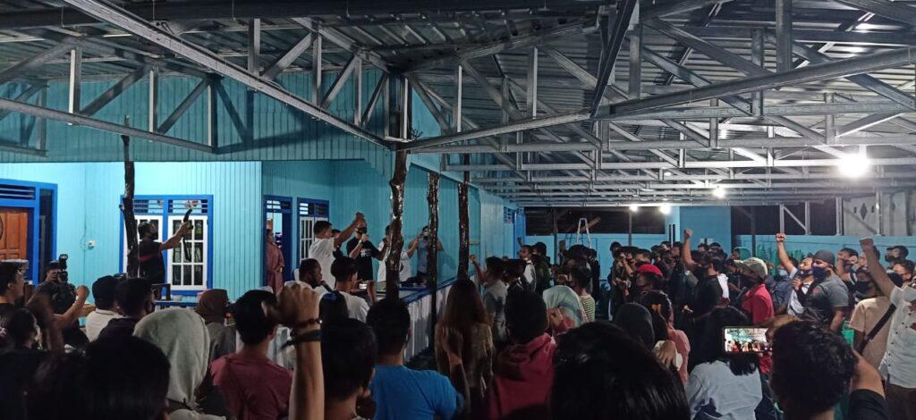 Ratusan Pemuda Siap Menangkan WIRA