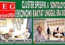 Cluster Spesifik dan 'Sontoloyo' Prasyarat Ekonomi Rakyat Unggul Era Digital