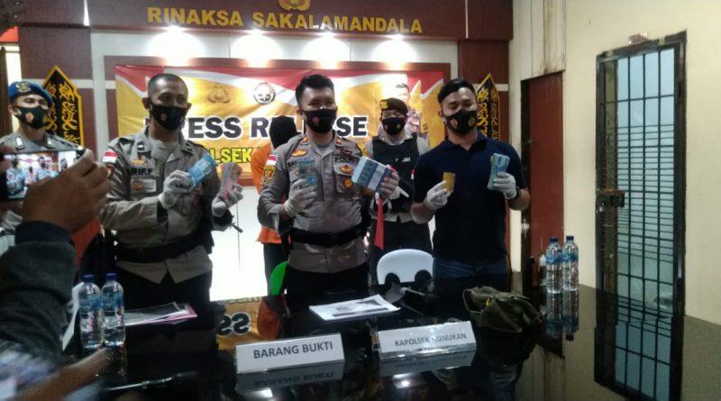 Security SDIT Ibnu Sina Nunukan Bobol Brankas Berisi Dana BOS Rp160 Juta Untuk Judi Online