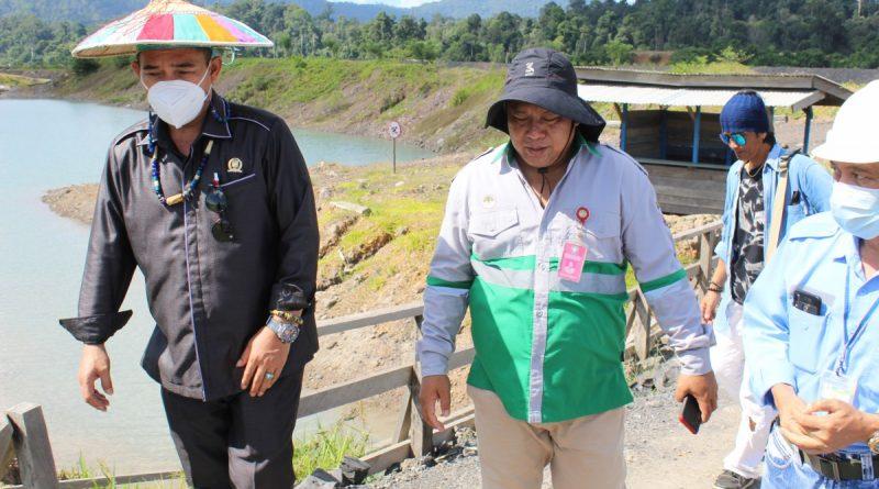 Dampingi Monitoring Komisi III, Kepala DLHD Malinau Sarankan AMNK Studi Banding di BDMS