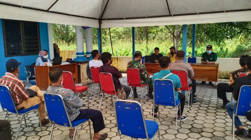 Program PUPR Prov Sampai ke Desa, Kades: Ini Sangat Membantu Mempercepat Pembangunan Lahan Pertanian Desa