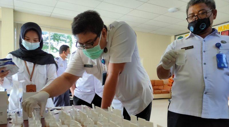 Tes Urine 73 Pegawai Bandara Nunukan, 4 Orang Dinyatakan Positif