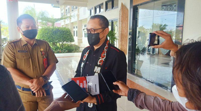 Anggota DPR-RI Deddy Sitorus ke Malinau, Sebut Produk Lokal Malinau Bagus dan Berkelas